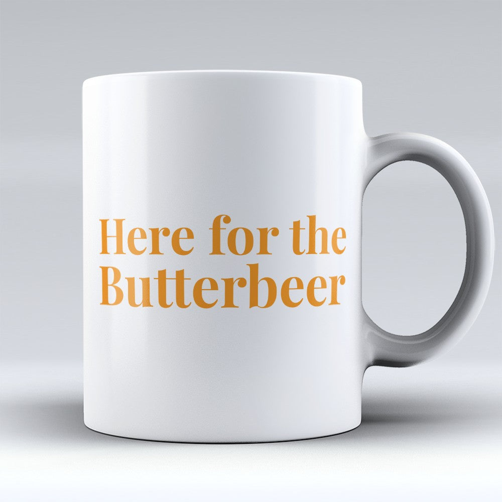 "Limited Edition - ""Butterbeer"" 11oz Mug"