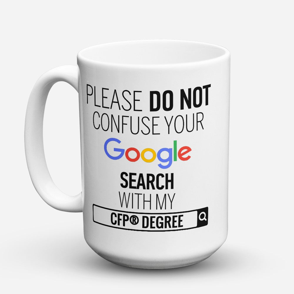 "Limited Edition - ""CFP Degree"" 15oz Mug"