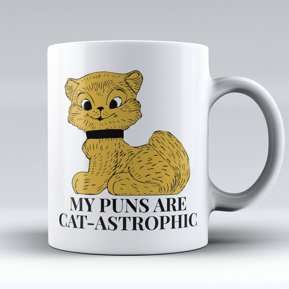 "Limited Edition - ""Cat - Astrophic"" 11oz Mug"