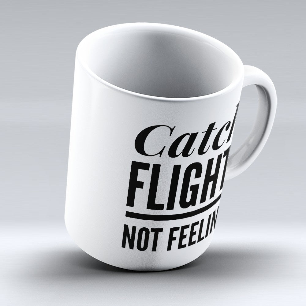 "Limited Edition - ""Catch Flights"" 11oz Mug"