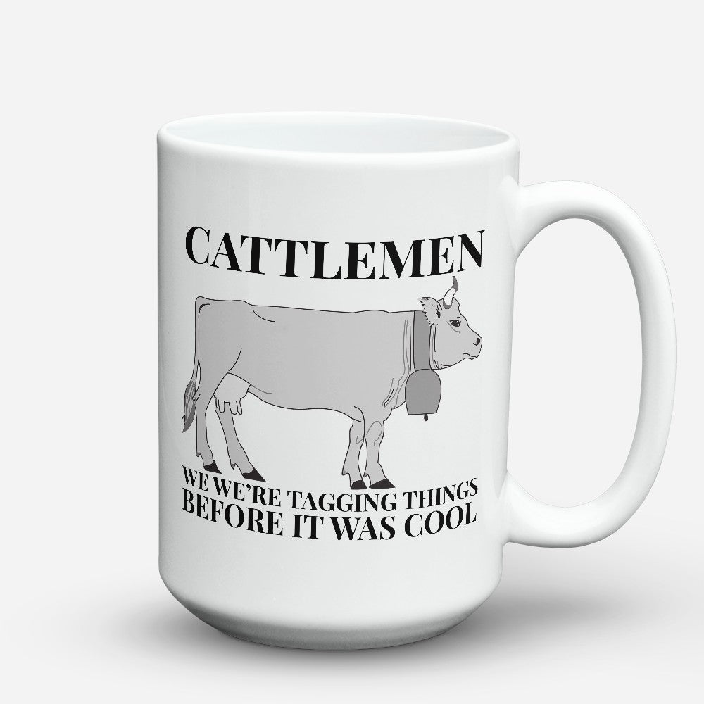 "Limited Edition - ""Cattlemen"" 15oz Mug"
