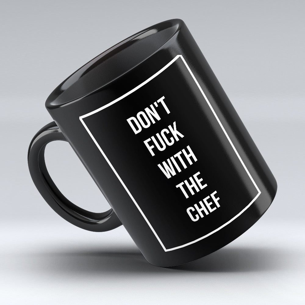 "Limited Edition - ""Chef Don't"" 11oz Mug - Chef Mugs - Mugdom Coffee Mugs"