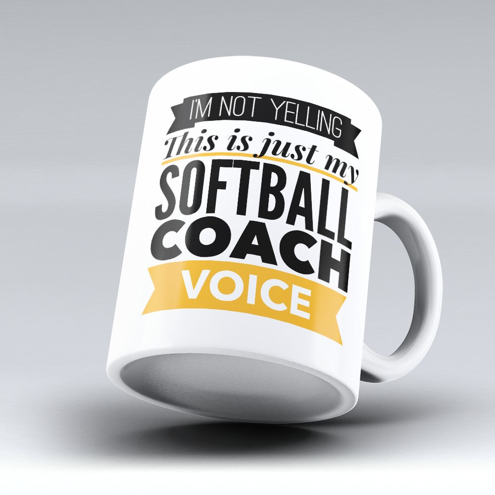 "Limited Edition - ""Coach Voice"" 11oz Mug"