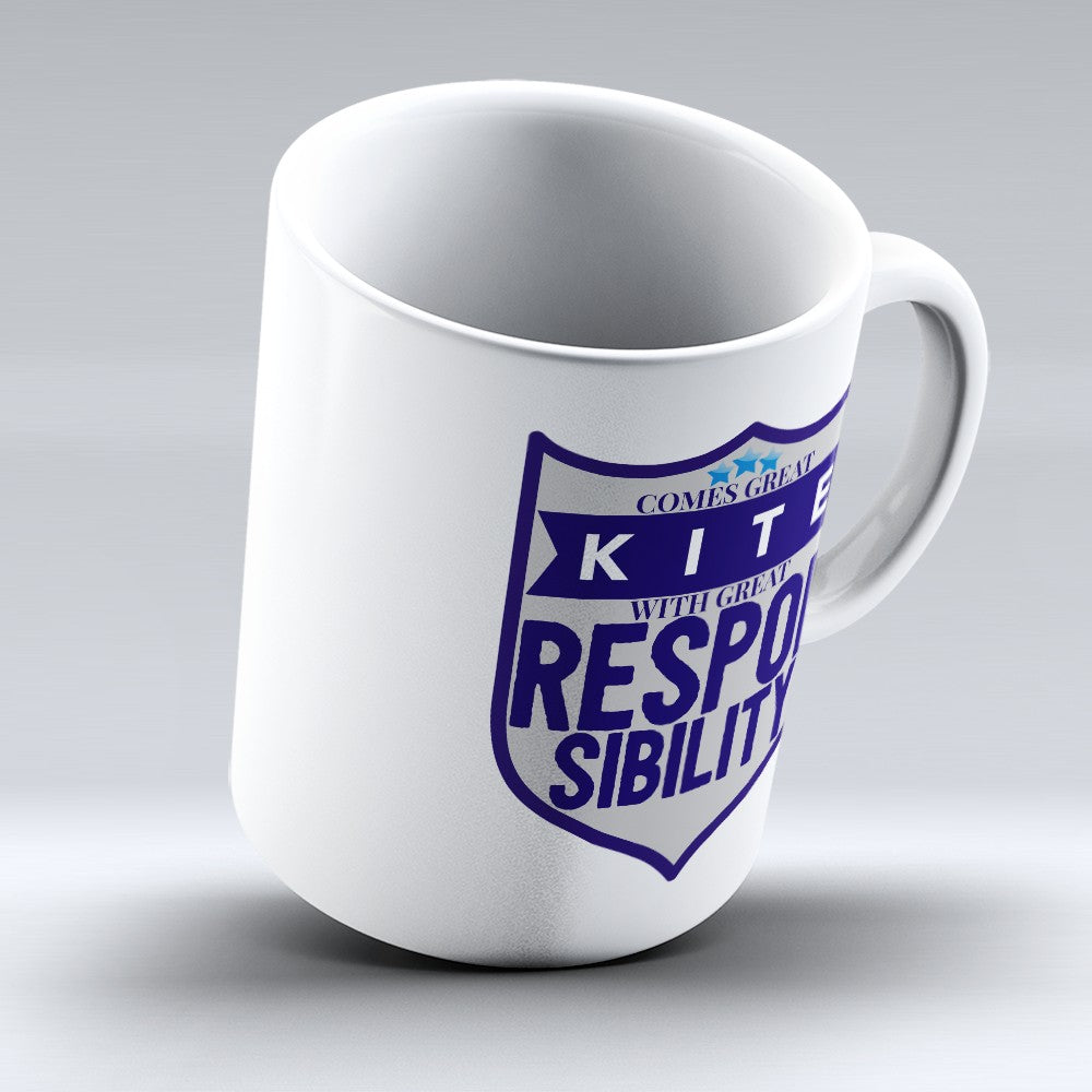 "Limited Edition - ""Comes Great Kite 3"" 11oz Mug"