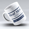 "Limited Edition - ""Real Men Marry Counselors"" 11oz Mug - Counseling Mugs - Mugdom Coffee Mugs"