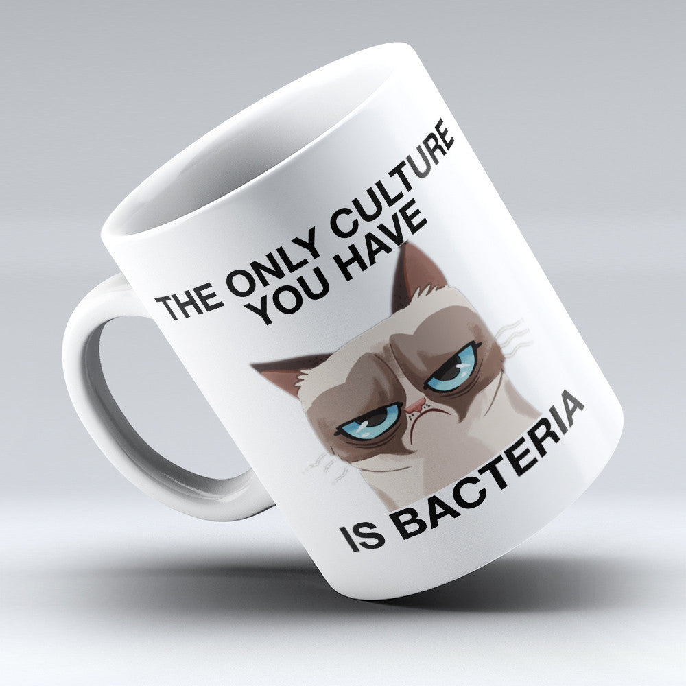 "Limited Edition - ""Dietitian Bacteria "" 11oz Mug - Dietitian Mugs - Mugdom Coffee Mugs"