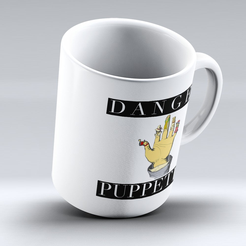 "Limited Edition - ""Danger Puppetry"" 11oz Mug"