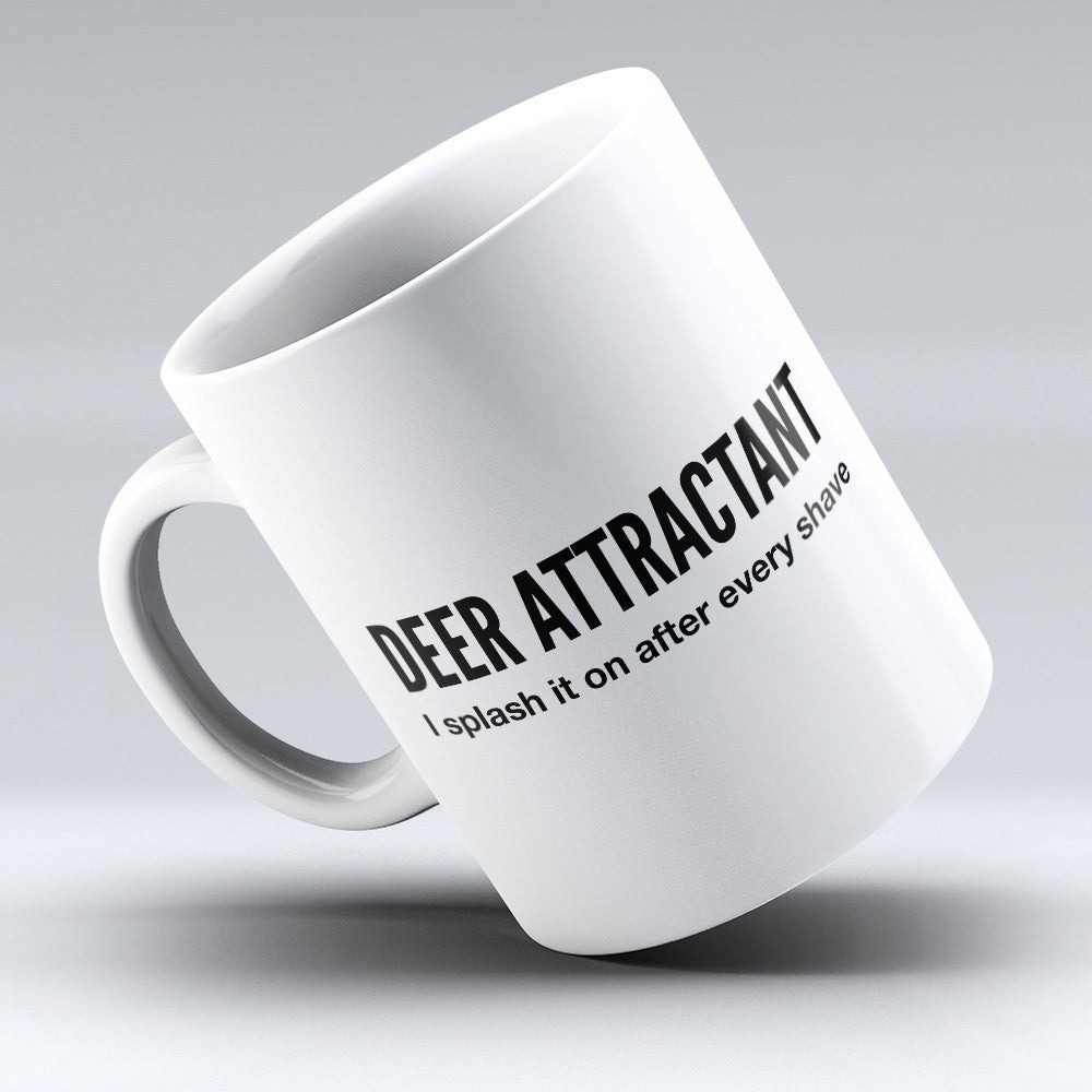 "Limited Edition - ""Deer Attractant"" 11oz Mug"