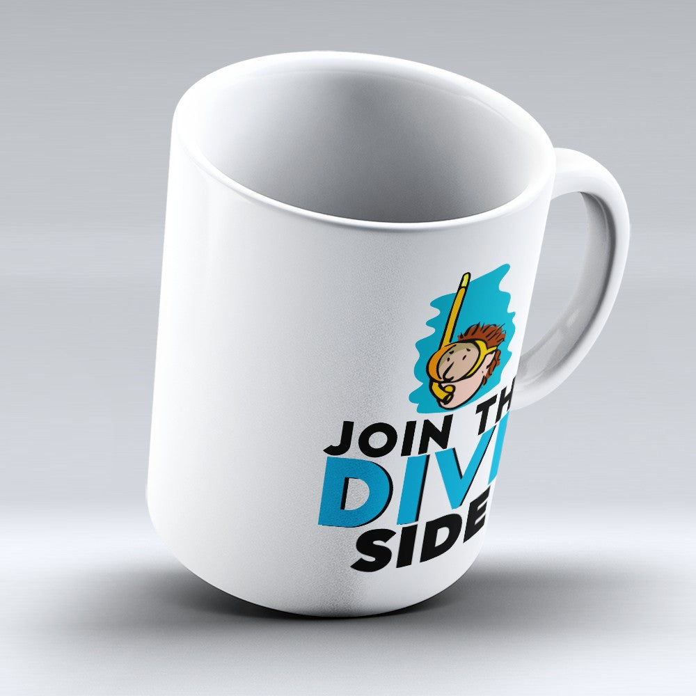 "Limited Edition - ""Dive Side"" 11oz Mug"