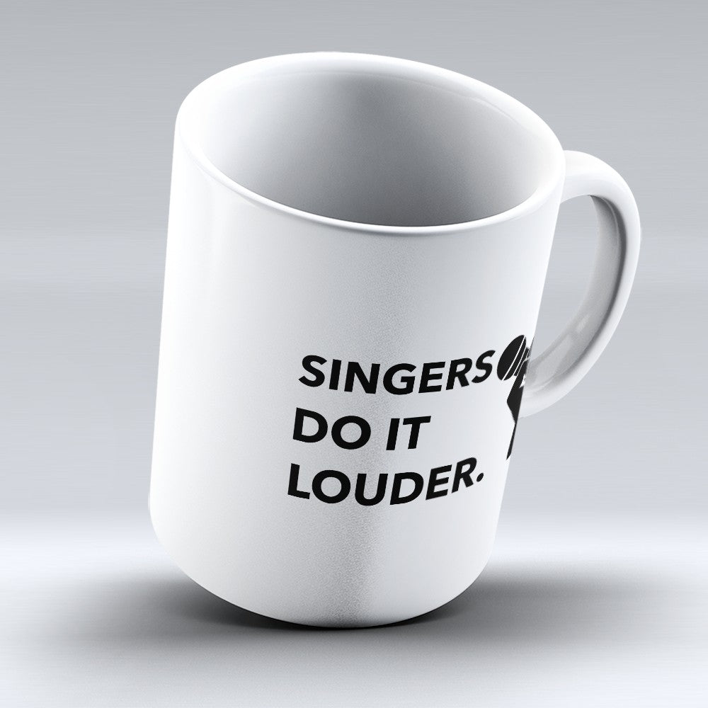 "Limited Edition - ""Do It Louder"" 11oz Mug"