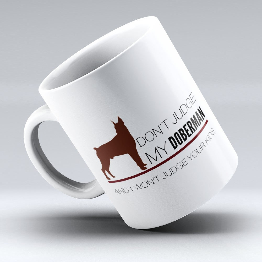 "Limited Edition - ""Dont Judge"" 11oz Mug"