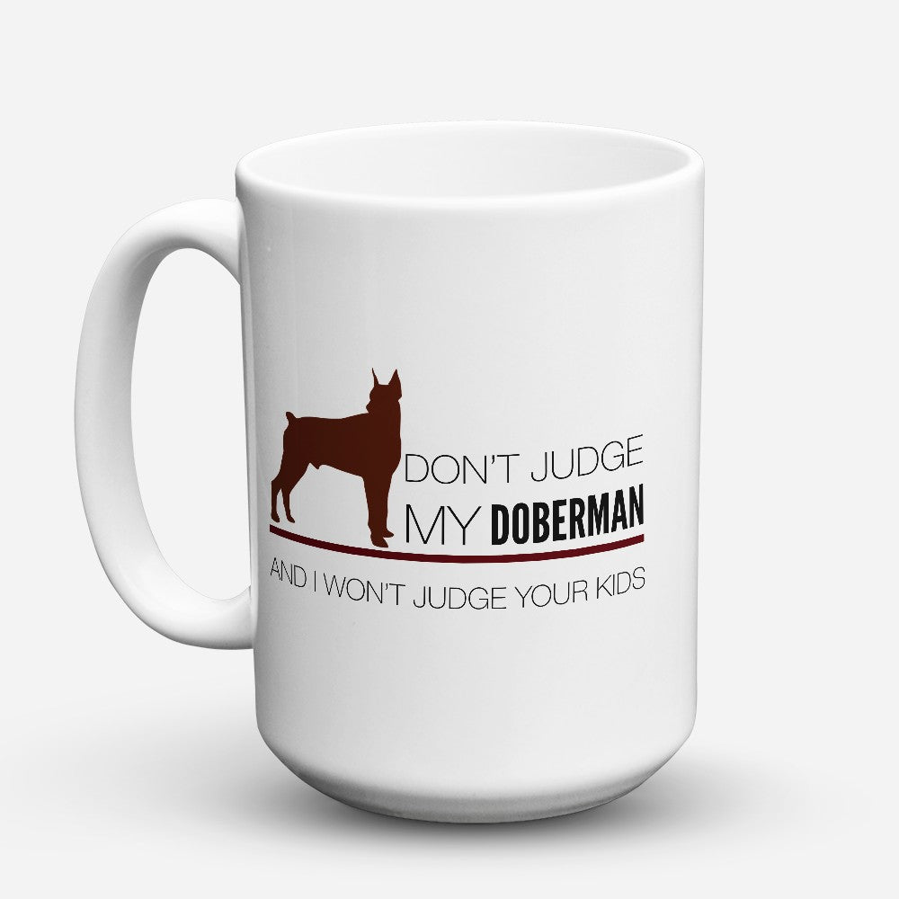 "Limited Edition - ""Dont Judge"" 15oz Mug"
