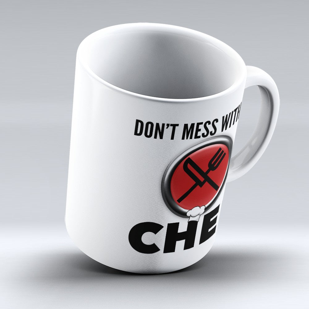 "Limited Edition - ""Dont Mess"" 11oz Mug"