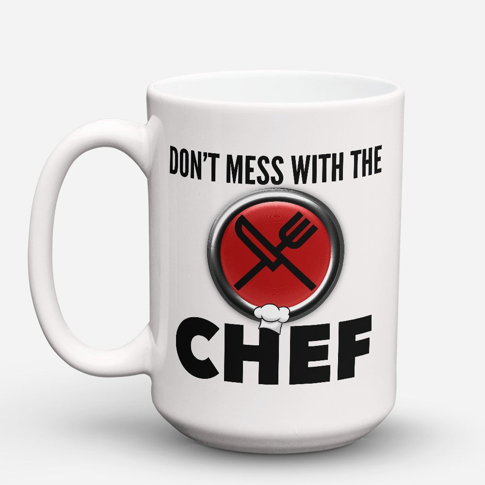 "Limited Edition - ""Dont Mess"" 15oz Mug"