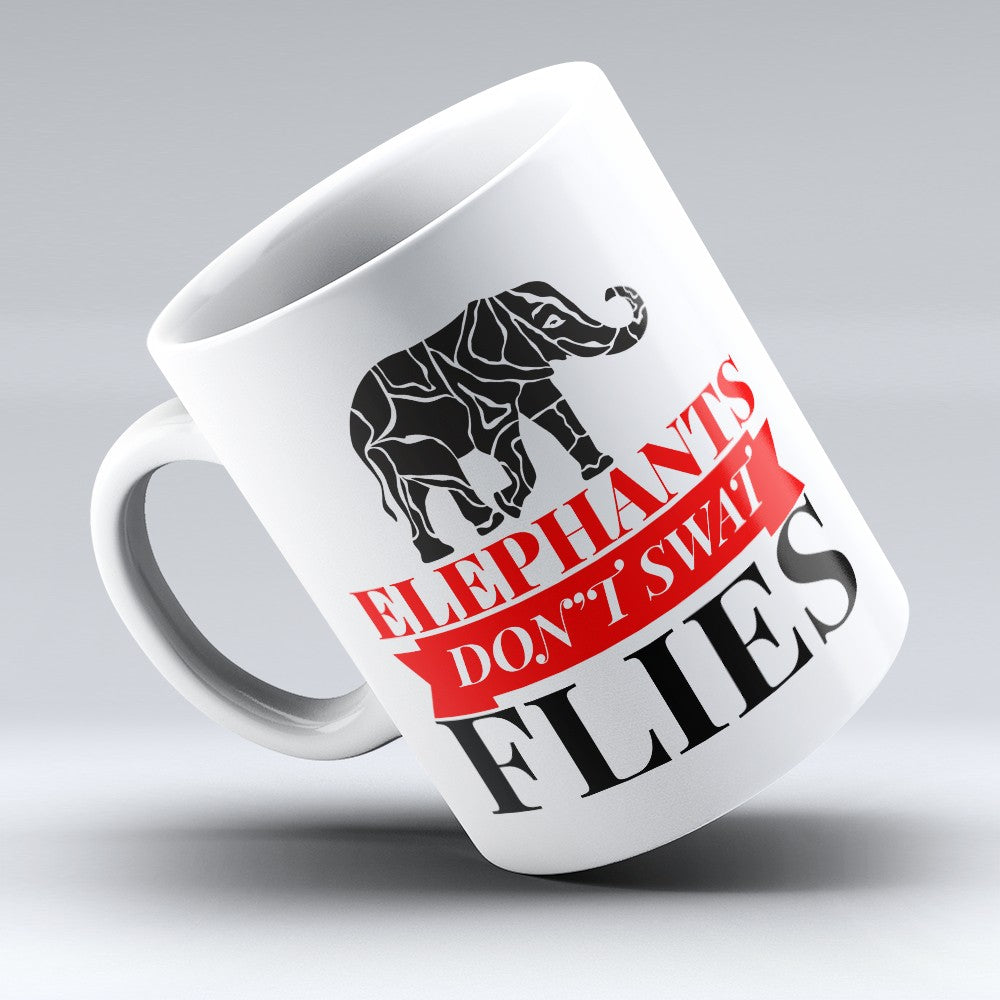 "Limited Edition - ""Dont Sweat Flies"" 11oz Mug"