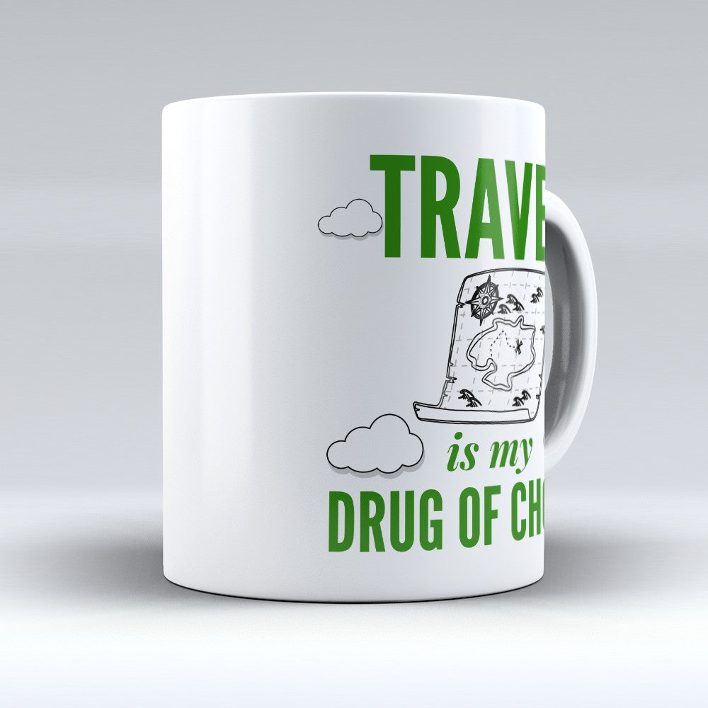 "Limited Edition - ""Drug Of Choice"" 11oz Mug"