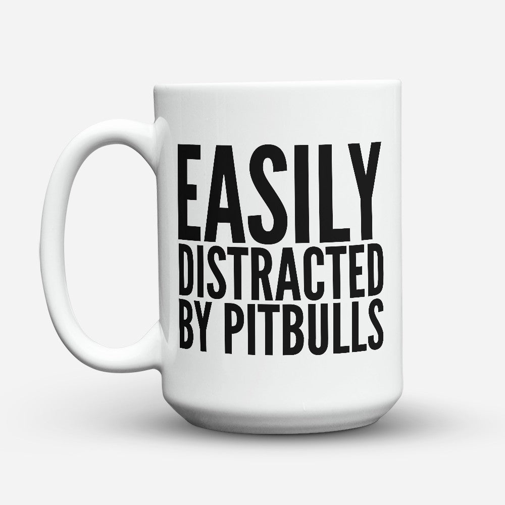 "Limited Edition - ""Easily Distracted 2"" 15oz Mug"