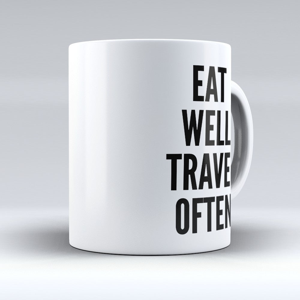 "Limited Edition - ""Eat Well"" 11oz Mug"