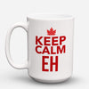 "Limited Edition - ""Canadians Eh"" 15oz Mug - Canada Mugs - Mugdom Coffee Mugs"