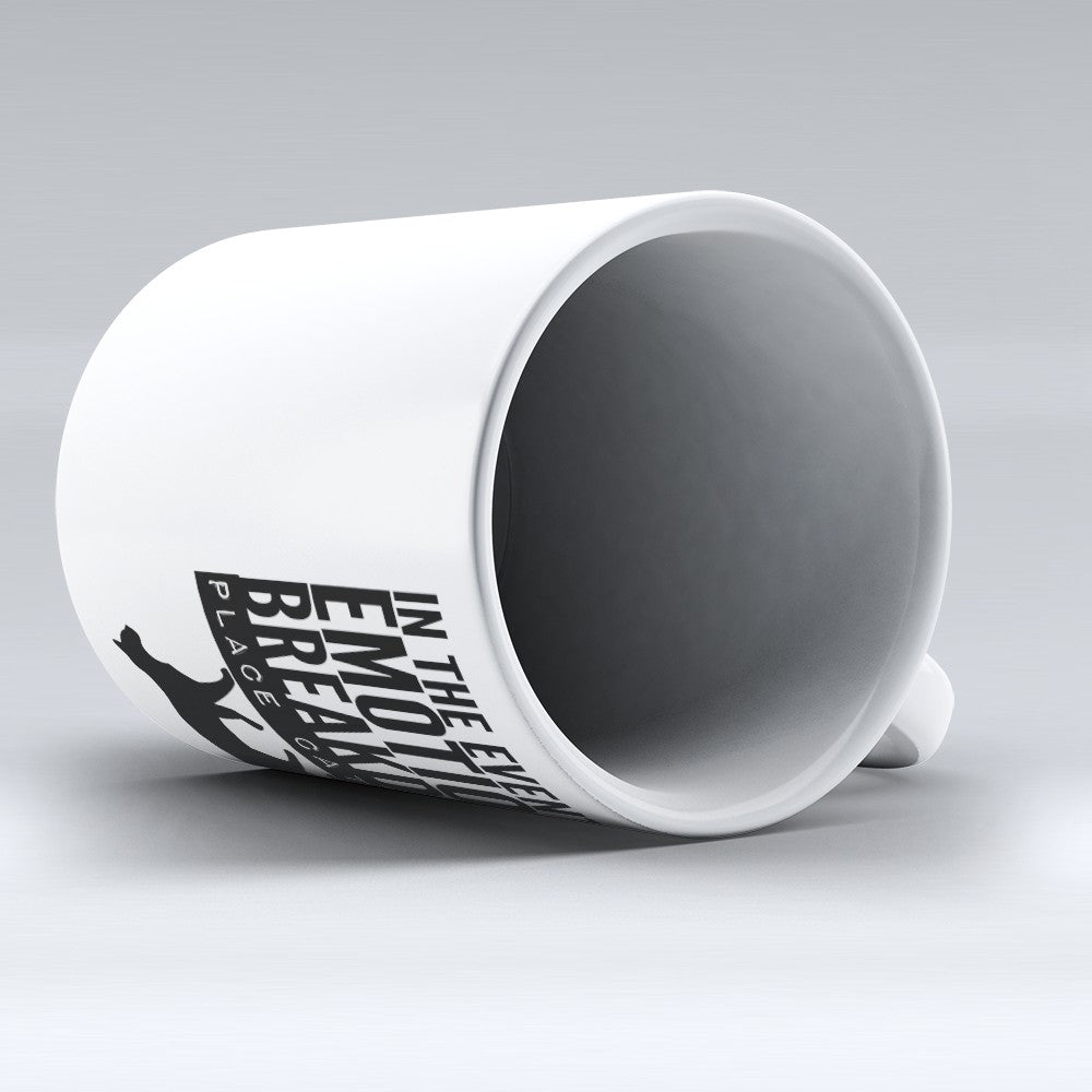 "Limited Edition - ""Emotional Breakdown"" 11oz Mug"