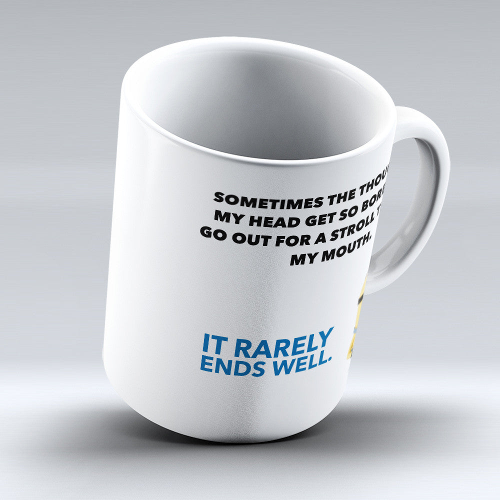 "Limited Edition - ""Counselor Ends Well"" 11oz Mug - Counselor Mugs - Mugdom Coffee Mugs"