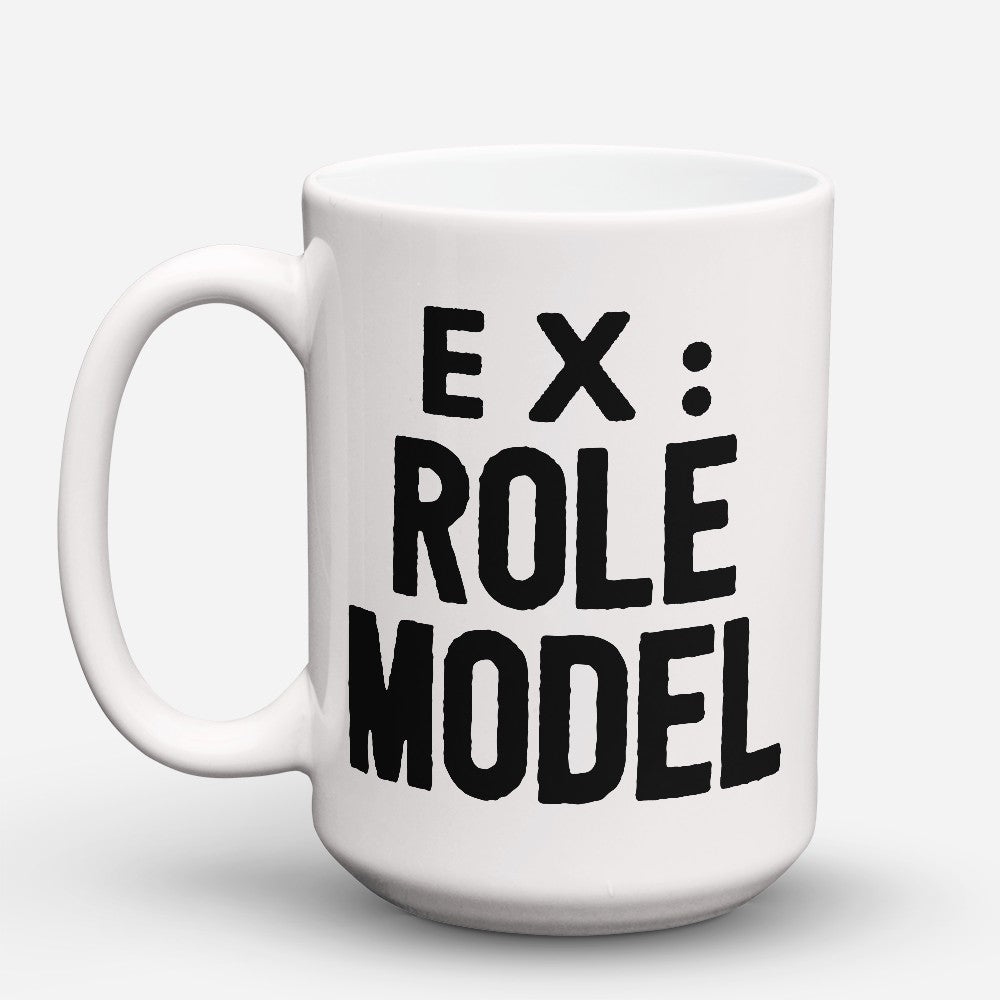 "Limited Edition - ""Ex Role Model"" 15oz Mug"