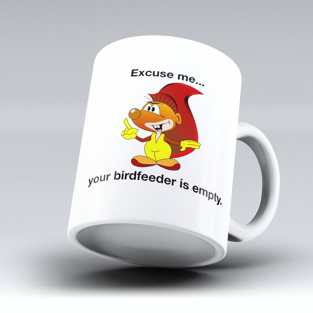 "Limited Edition - ""Excuse Me"" 11oz Mug"