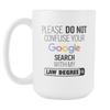 "Limited Edition - ""My Law Degree"" 15oz Mug - Lawyer Mugs - Mugdom Coffee Mugs"