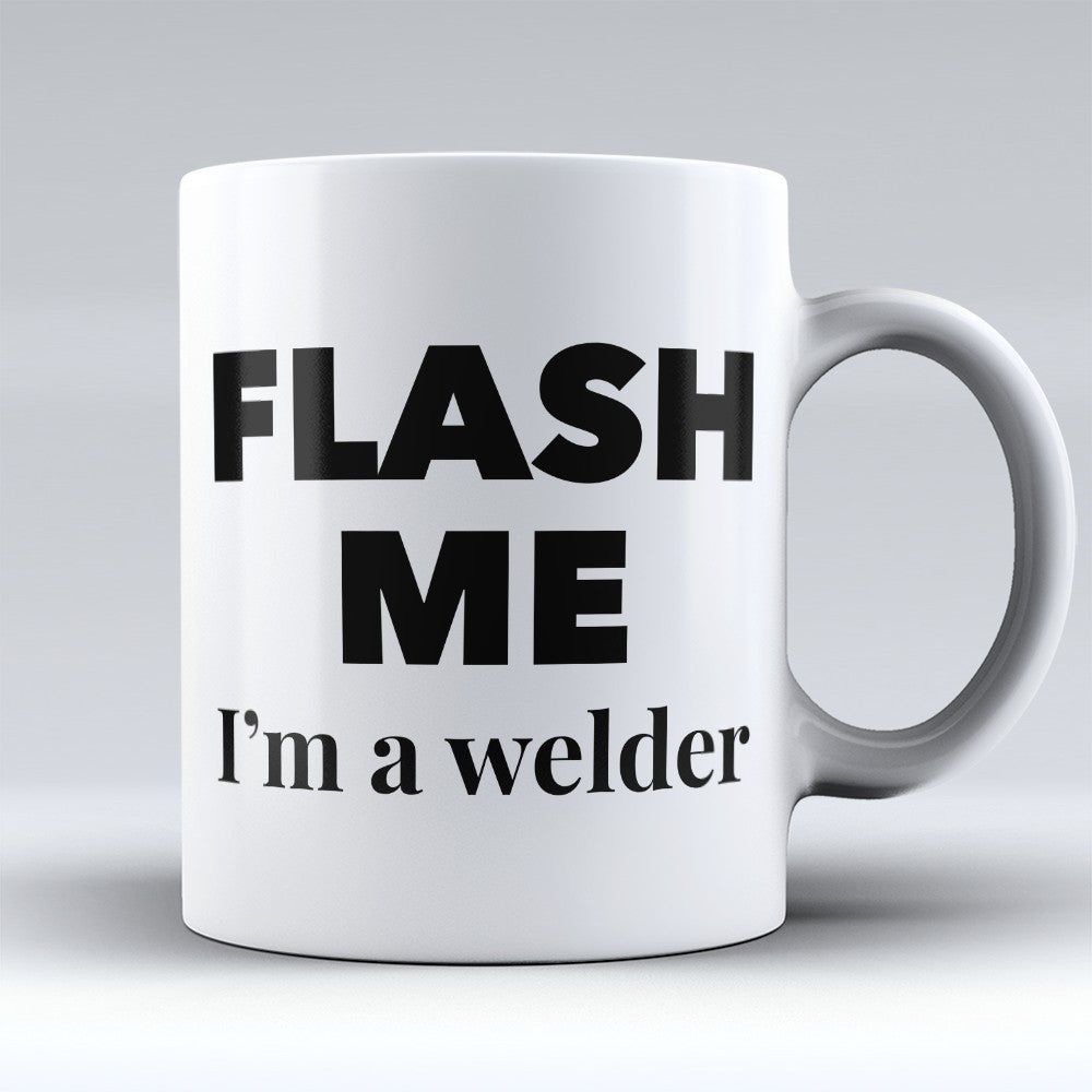 "Limited Edition - ""Flash Me"" 11oz Mug"