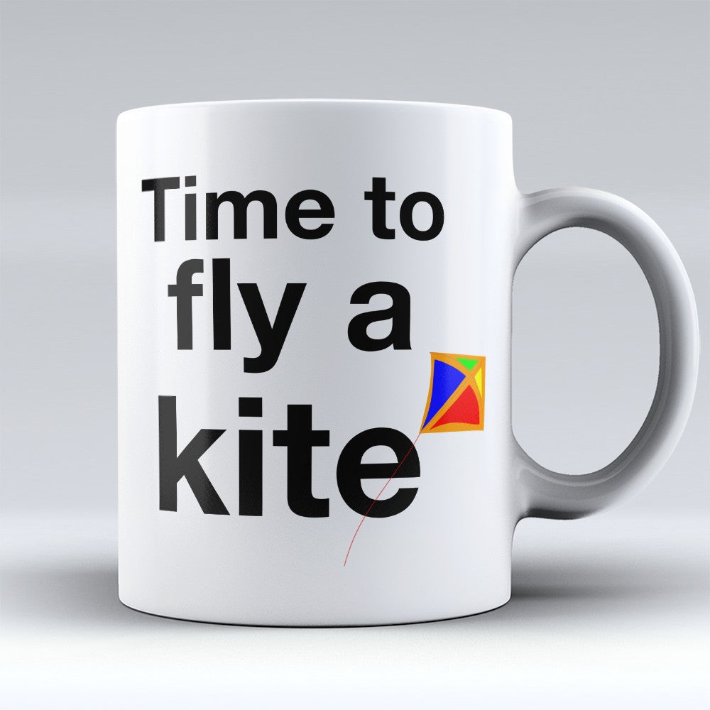 "Limited Edition - ""Fly A Kite"" 11oz Mug"