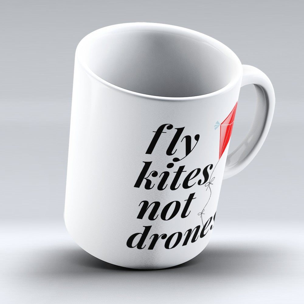 "Limited Edition - ""Fly Kites"" 11oz Mug"
