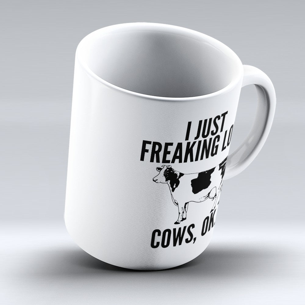 "Limited Edition - ""Freaking Love"" 11oz Mug"