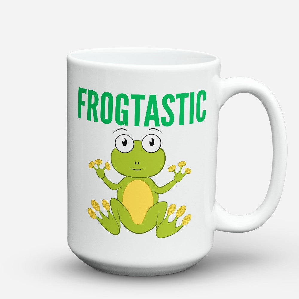 "Limited Edition - ""Frogtastic"" 15oz Mug"