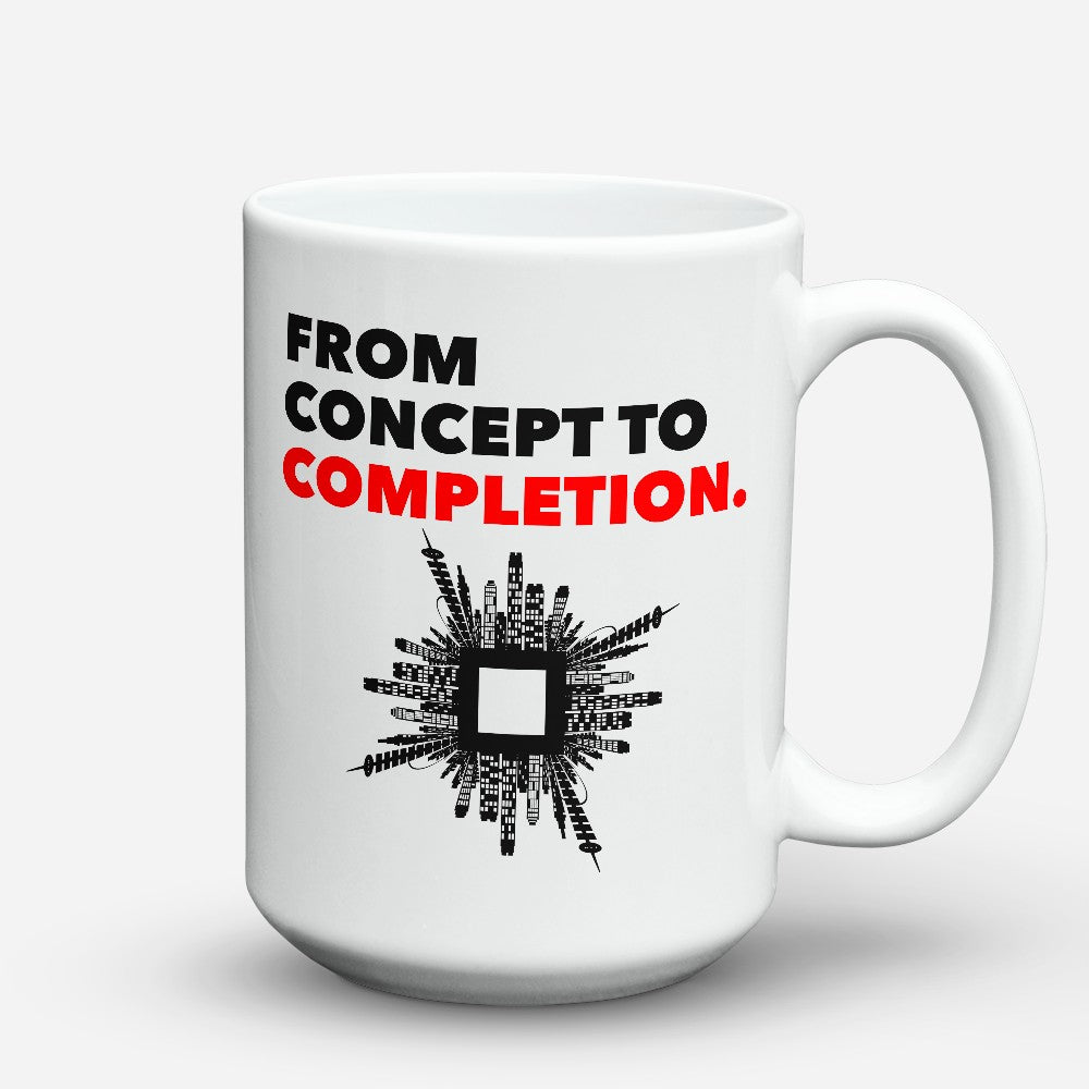 "Limited Edition - ""From Concept"" 15oz Mug"