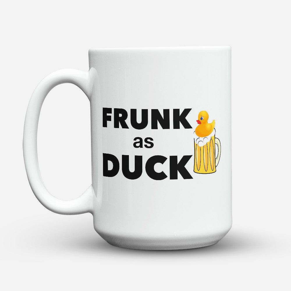 "Limited Edition - ""Frunk Duck"" 15oz Mug"