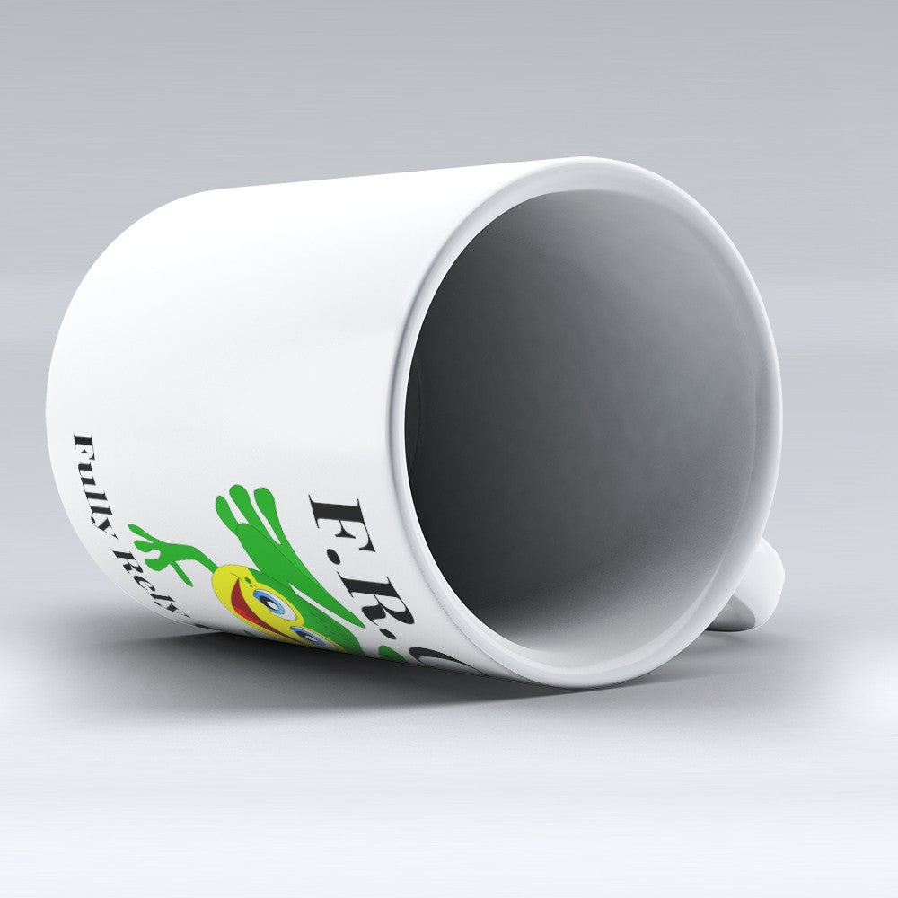 "Limited Edition - ""Fully Rely On God"" 11oz Mug"