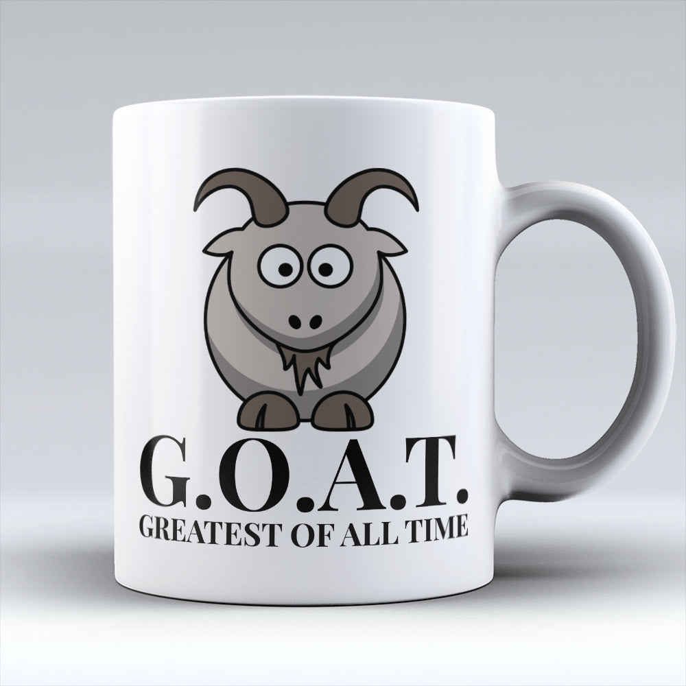 "Limited Edition - ""G.O.A.T"" 11oz Mug"