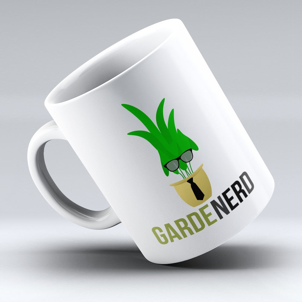 "Limited Edition - ""Gardenerd"" 11oz Mug"