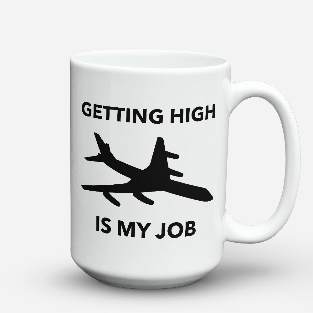 "Limited Edition - ""Getting High"" 15oz Mug"