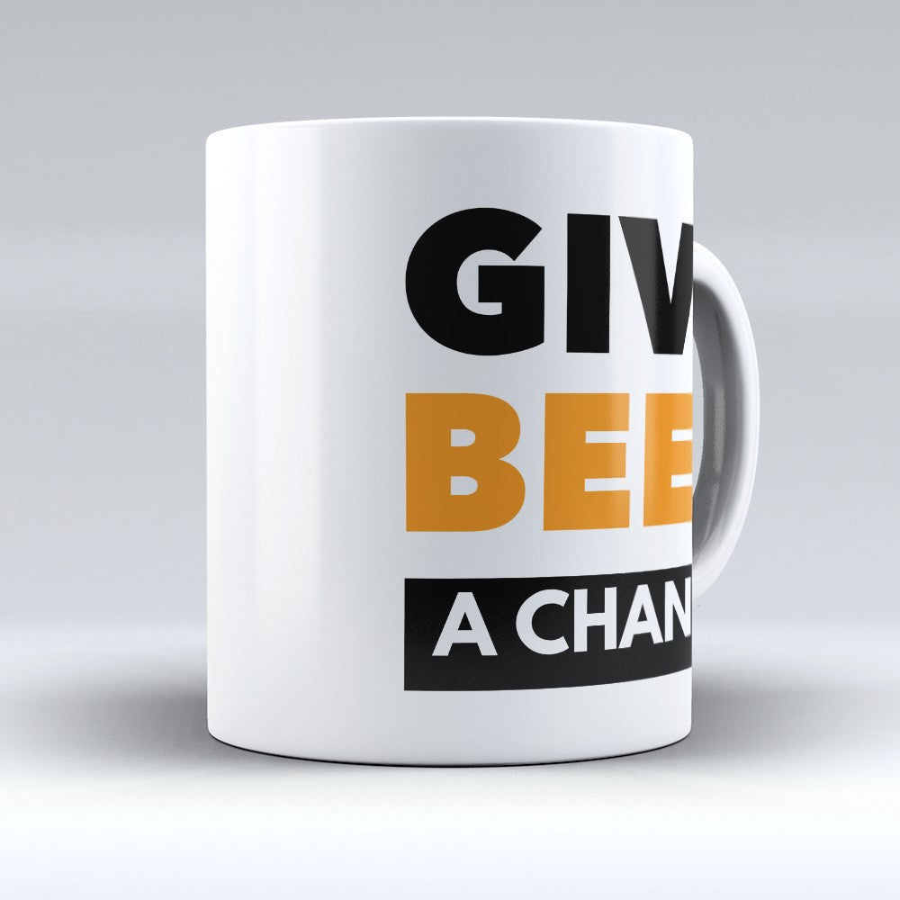 "Limited Edition - ""Give Bees"" 11oz Mug"