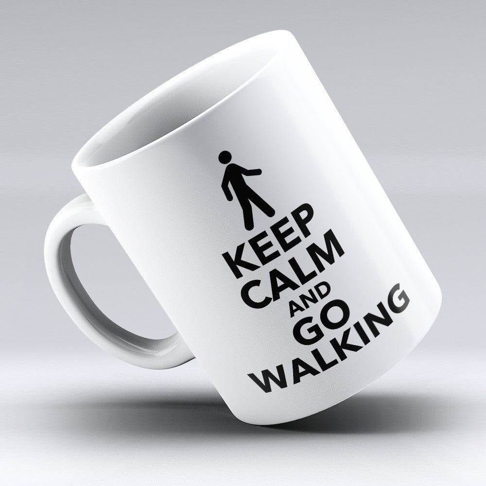 "Limited Edition - ""Go Walking"" 11oz Mug"