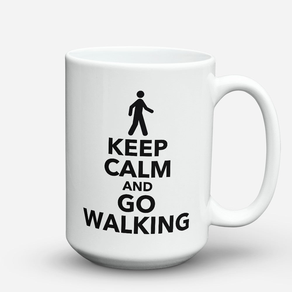 "Limited Edition - ""Go Walking"" 15oz Mug"