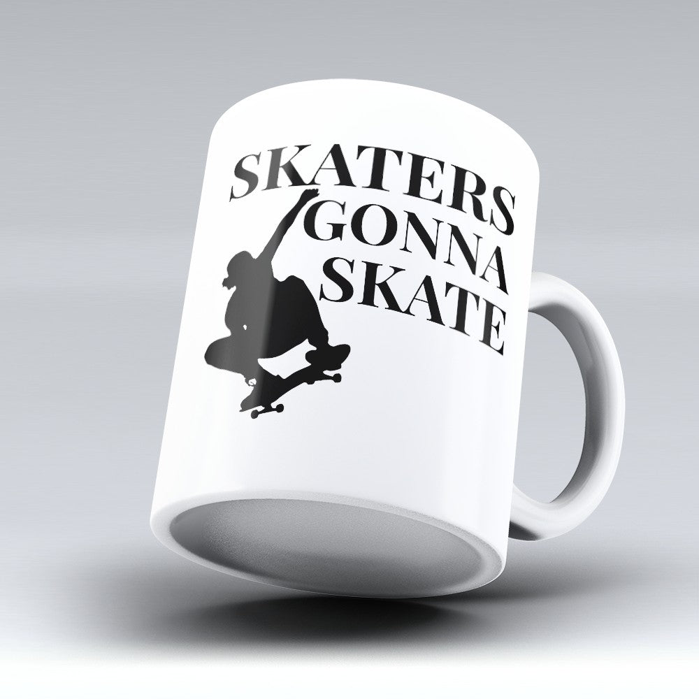 "Limited Edition - ""Gonna Skate"" 11oz Mug"