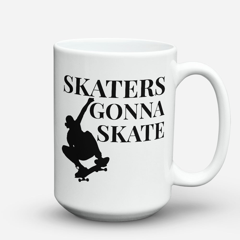 "Limited Edition - ""Gonna Skate"" 15oz Mug"