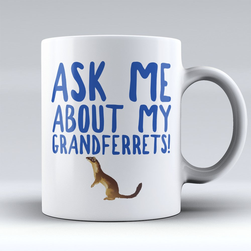 "Limited Edition - ""Grandferrets"" 11oz Mug"