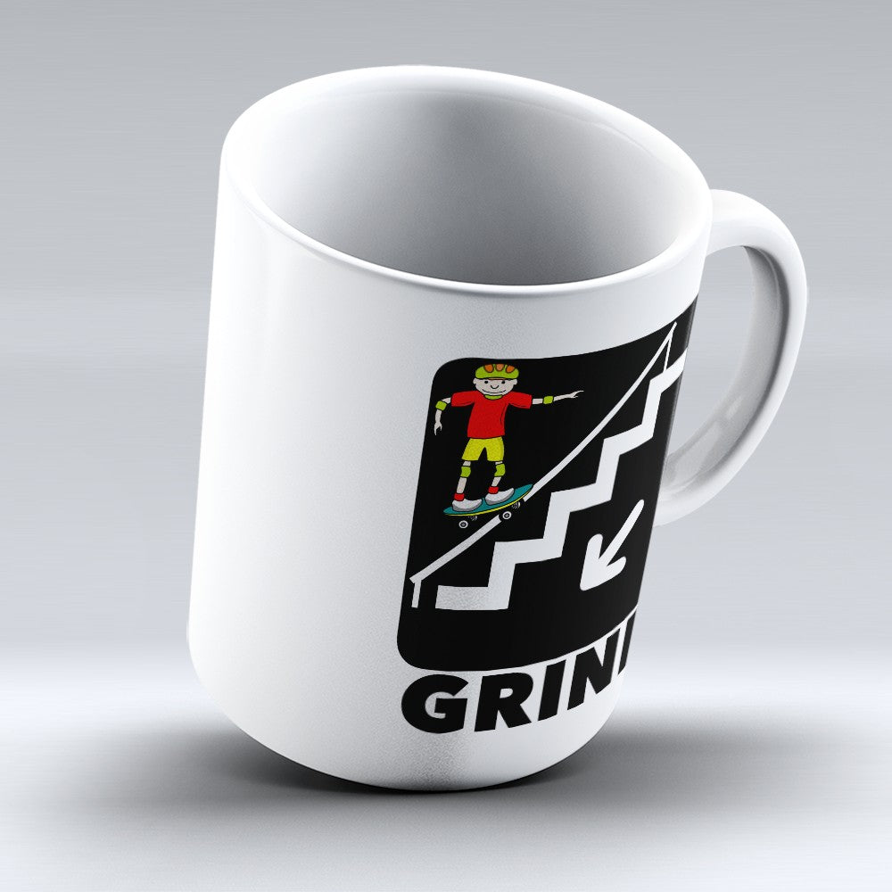"Limited Edition - ""Grind"" 11oz Mug"
