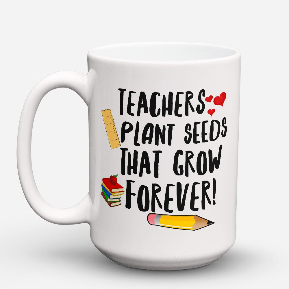 "Limited Edition - ""Grow Forever"" 15oz Mug"