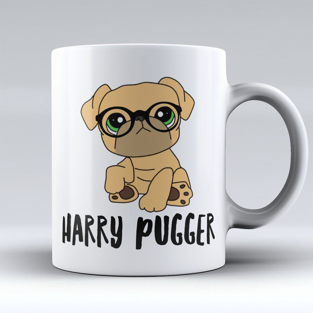 "Limited Edition - ""Harry Pugger"" 11oz Mug"