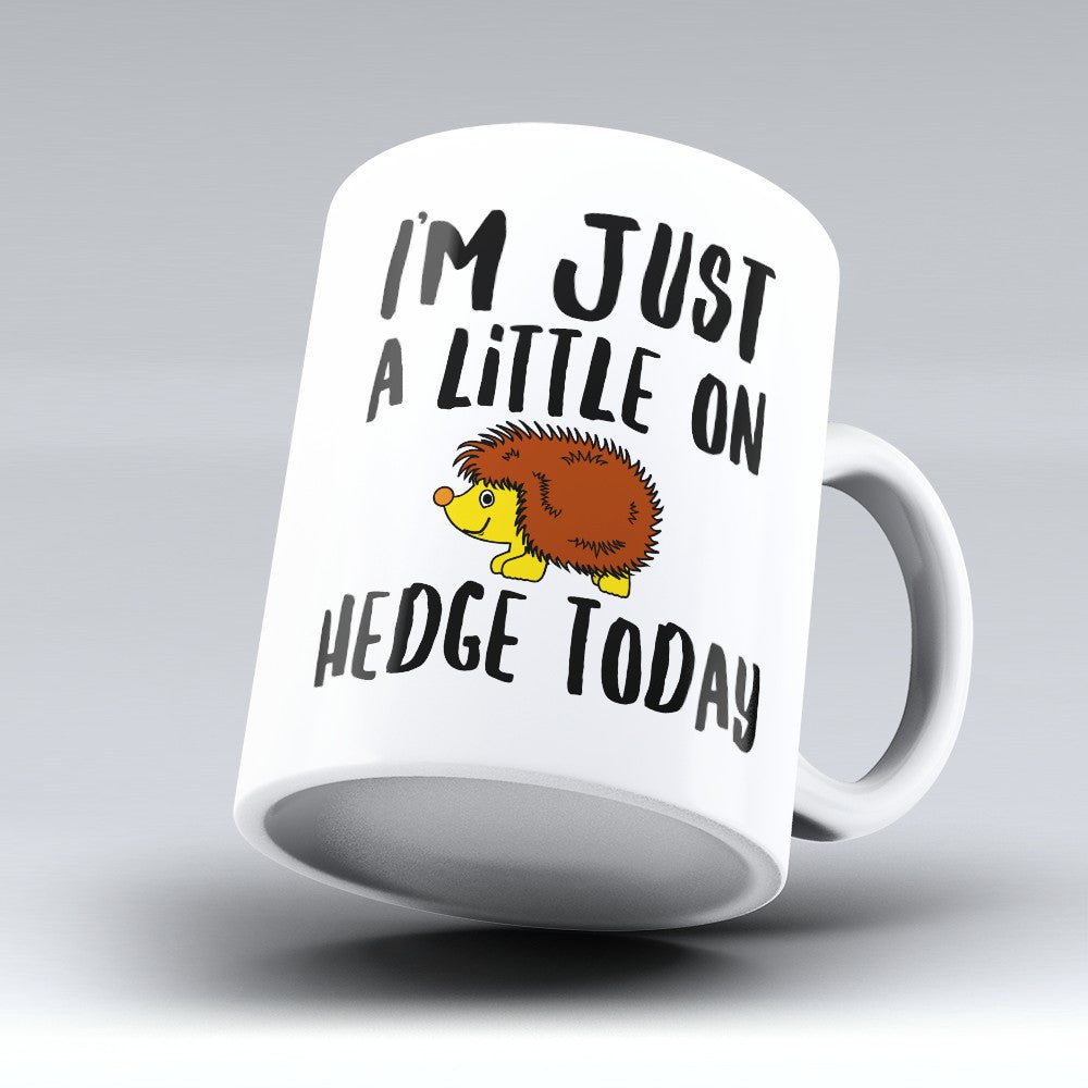 "Limited Edition - ""Hedge Today"" 11oz Mug"