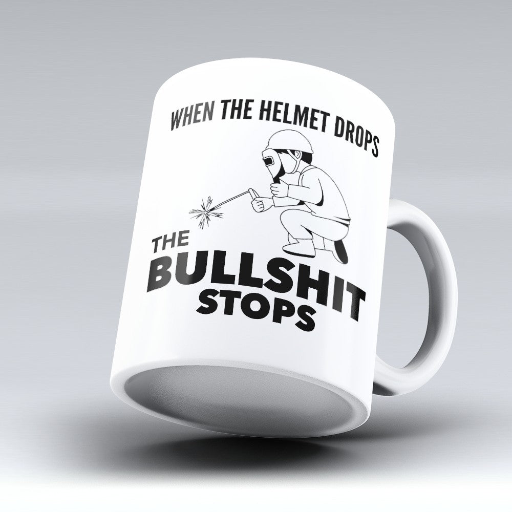 "Limited Edition - ""Helmet Drops"" 11oz Mug"